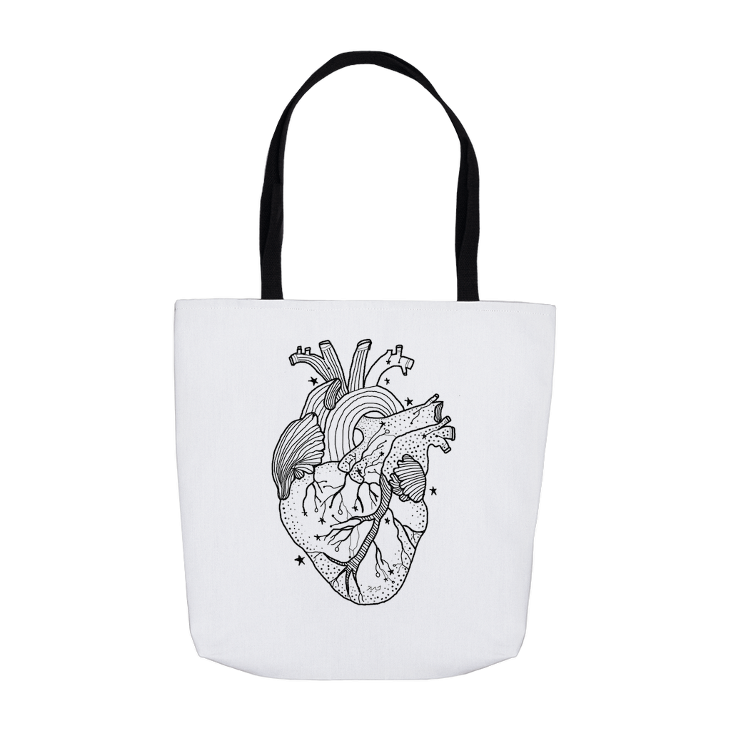 Mindless tote bag by Habiba Elgendy