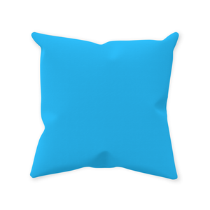 Robins Egg Blue Accent Pillow
