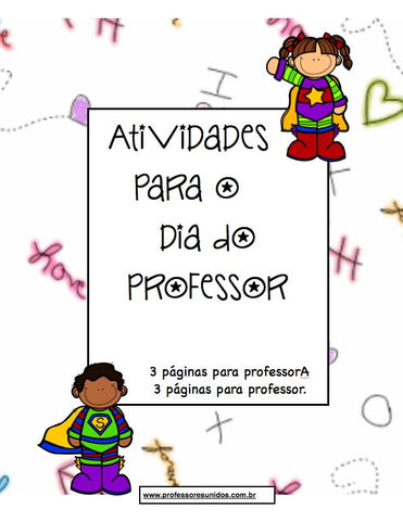 Dia do Professor - Professores Unidos