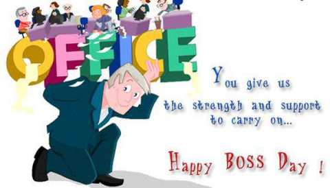 Happy Bosses' Day!!!