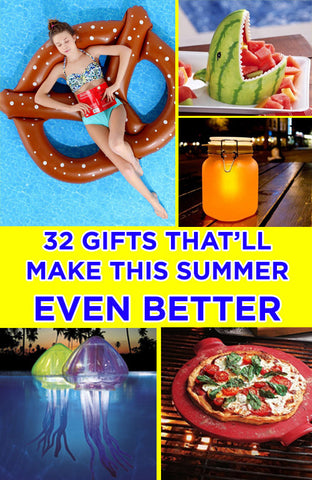 Awesome Summer Gift Ideas