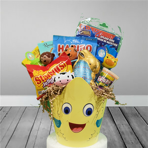 Boy's Easter Basket