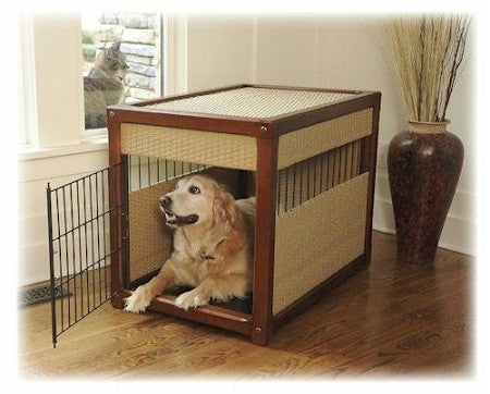 Deluxe Dog Crate - Large
