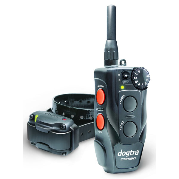 Dogtra COMBO Remote Dog Training Collar