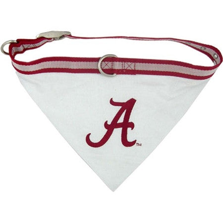 Alabama Crimson Tide Bandana - Small