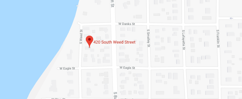 420 Weed Street is a Real place! The cross street makes it even cooler.