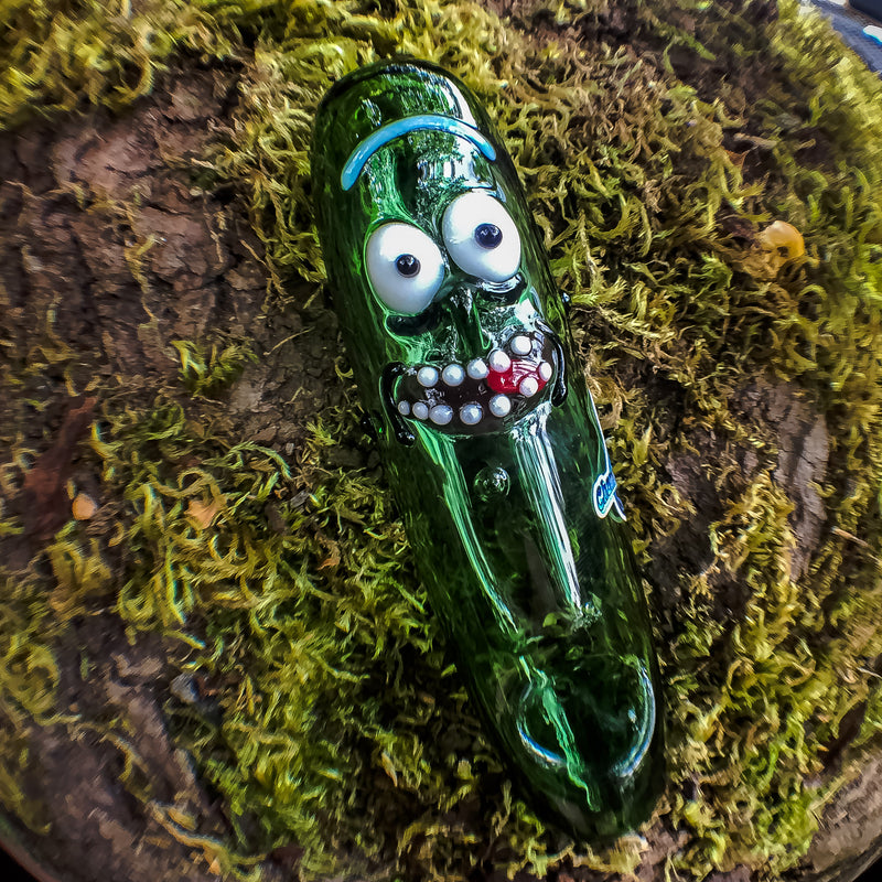 New Product Alert! - Pickle Rick Pipes from Rick and Morty!