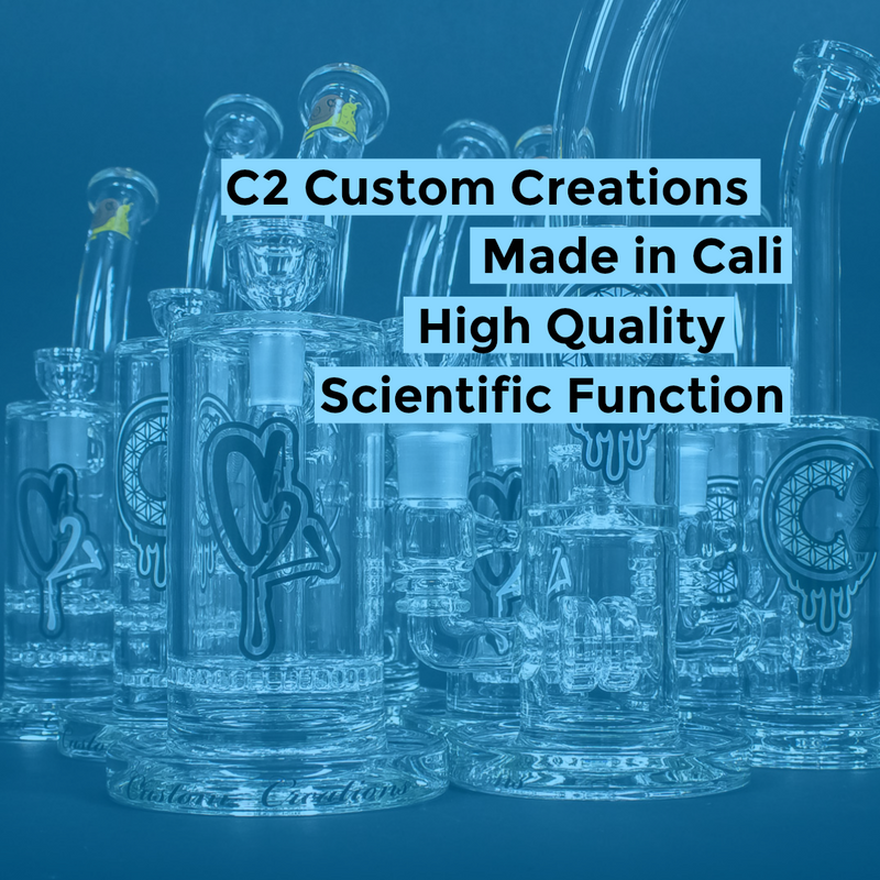 Behind the Bong: C2 Custom Creations EST. 1994