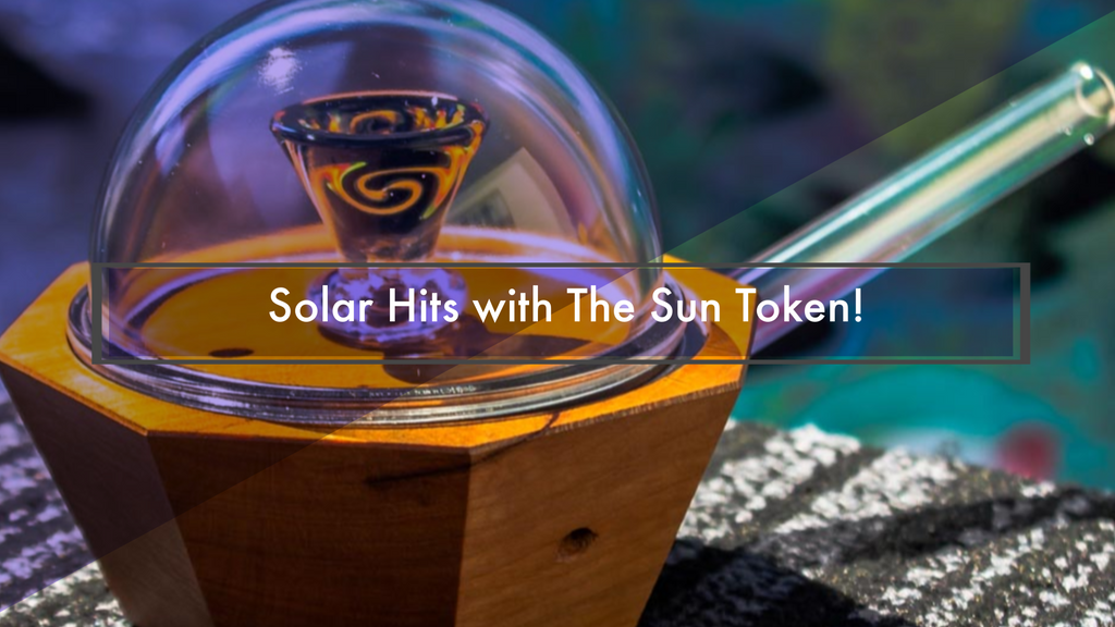 The Sun Token, taking Solar hits to a whole new level!