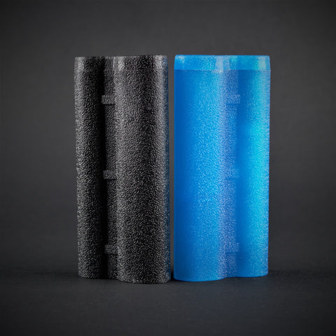 Acrylic Dugout With Chillum Hand Pipe