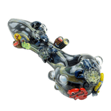Empire Glassworks Heady Great Barrier Reef Hand Pipe - Brothers with Glass - 1