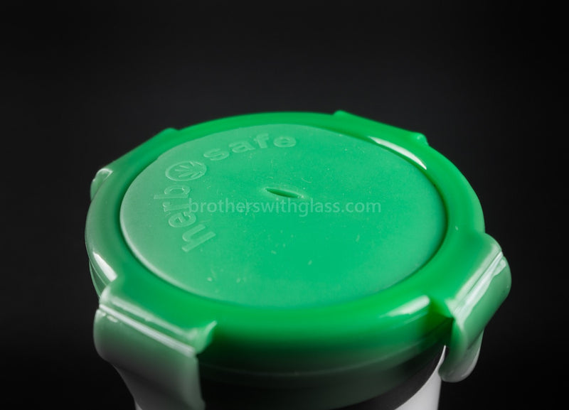 Herbsafe Mini Storage Container - Brothers with Glass - 2