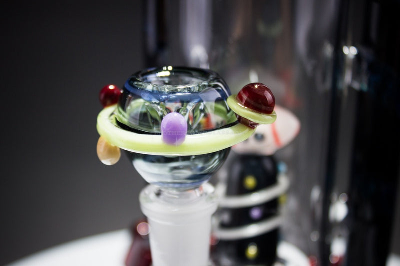 Empire Glassworks Dichro Rocket In Space Water Pipe - Brothers with Glass - 5