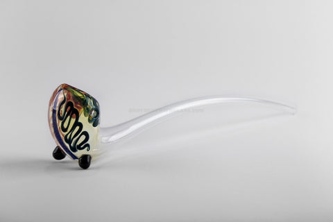 Mathematix Glass 13 In Inside Out Gandalf Hand Pipe