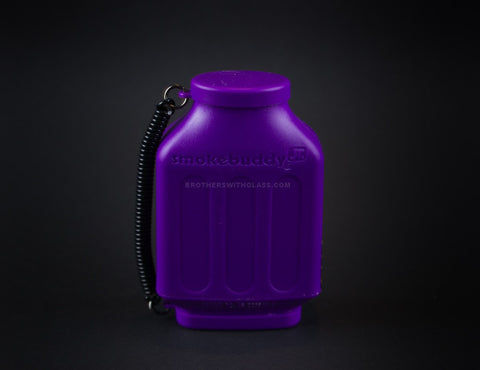 Smokebuddy Jr. Pocket Sized Personal Air Filter - Purple
