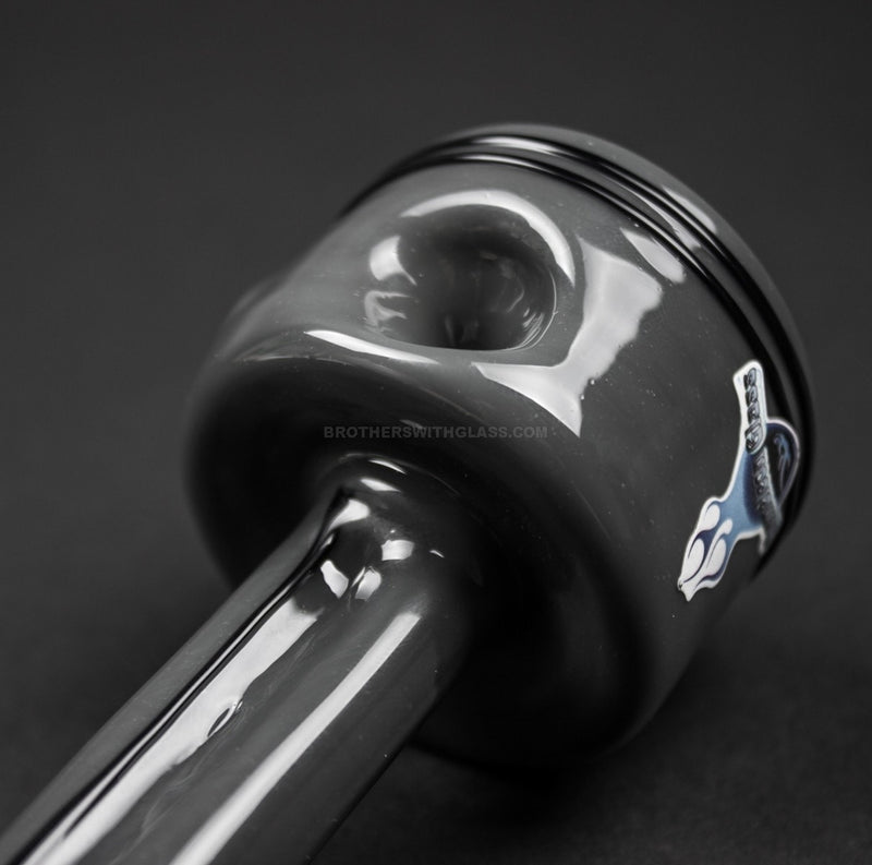 Chameleon Glass Piston Hand Pipe