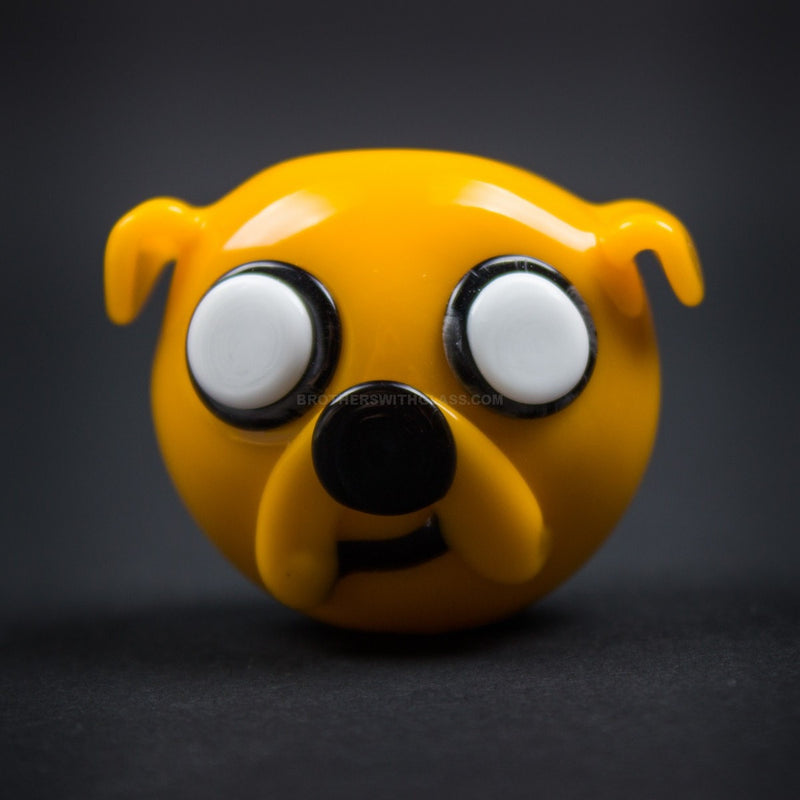 Chameleon Glass Jake The Dog Pendant