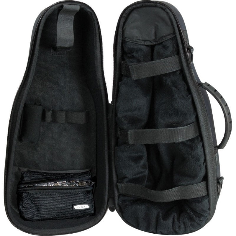 Ryot Axe 14 Inch Pack Smell Safe Water Pipe Case - Black - Brothers with Glass - 2