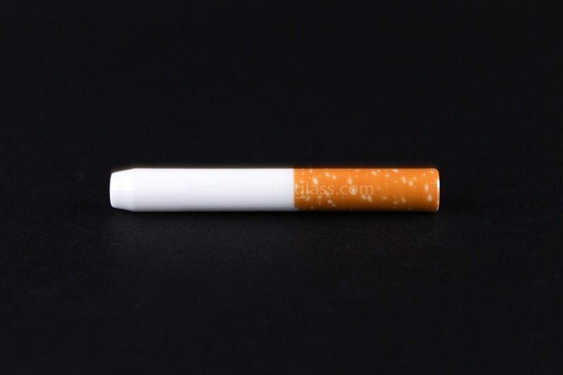 Ceramic Cigarette Tobacco Taster - Small - Brothers with Glass - 3