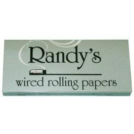 Randy's Wired Rolling Papers - Brothers with Glass