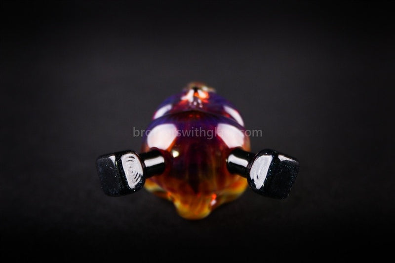 Boado Glass Creature Pendant - Brothers with Glass - 4