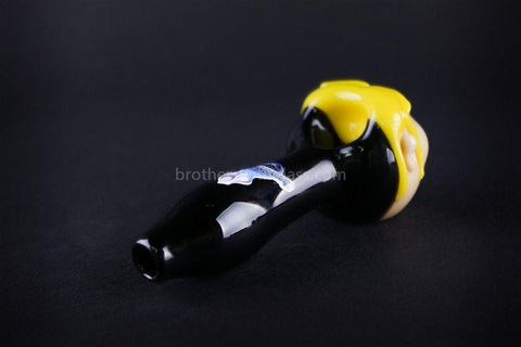 Chameleon Glass Barbarian Hand Pipe - Brothers with Glass - 2
