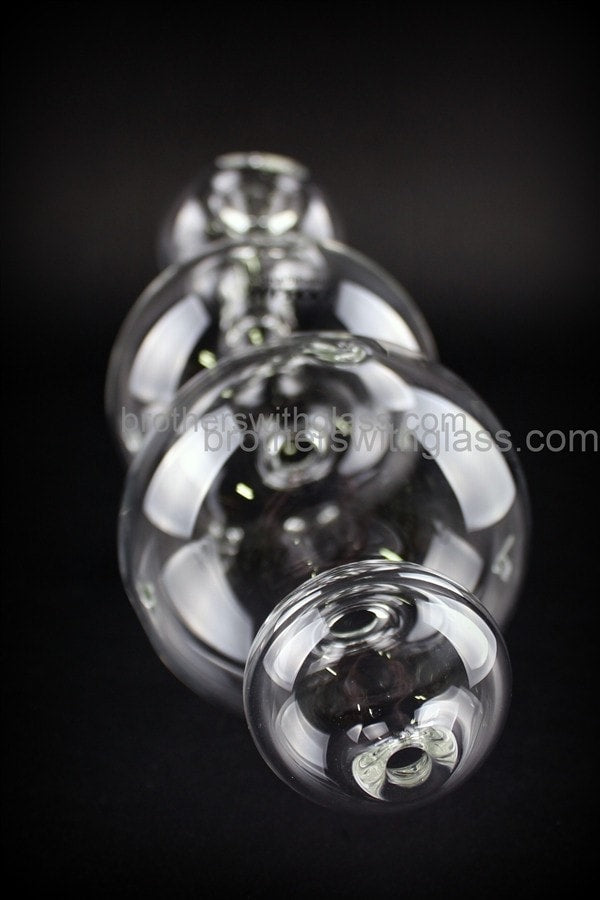Chameleon Glass Renegade Typhoon Hand Pipe - Brothers with Glass - 4