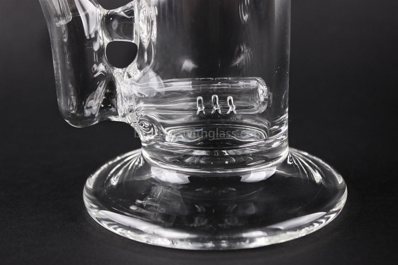 Chameleon Glass DabPhoon Inline Double Bubble Dab Rig - Brothers with Glass - 3