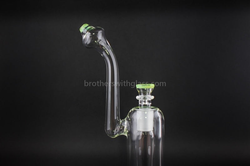 Treehouse Glass Color Wrap Showerhead Bubbler Water Pipe - Slyme - Brothers with Glass - 6