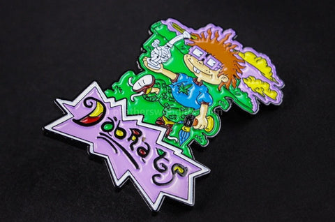 DabPinShop Pin - DabRats - Brothers with Glass - 1
