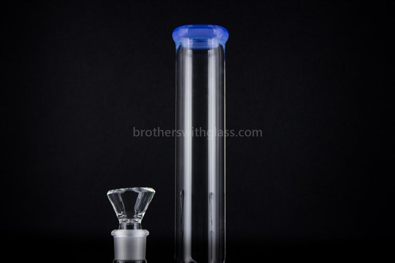 JM Flow Glass 24 Octopus to 40 Sprinkler Perc Water Pipe - Periwinkle - Brothers with Glass - 5