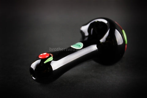 Greenlite Glass Fruit Basket Hand Pipe - Cherry - Brothers with Glass - 2
