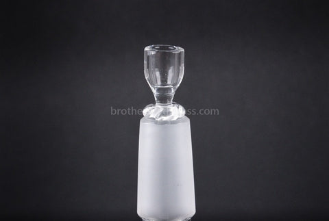Heady Glass Borosilicate 14mm Concentrate Nail - Brothers with Glass - 1