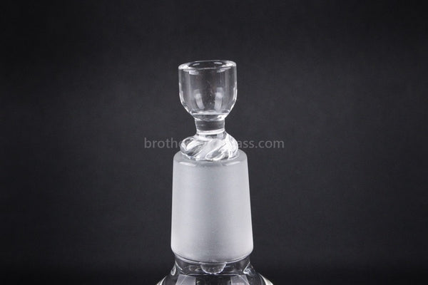 Heady Glass Borosilicate 18mm Concentrate Nail - Brothers with Glass - 1