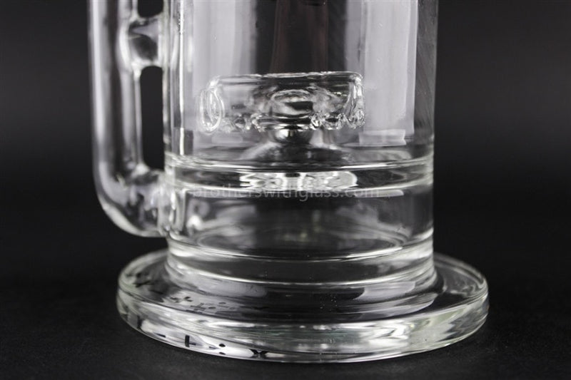 Mathematix Tie Fighter Perc Concentrate Rig - Brothers with Glass - 3