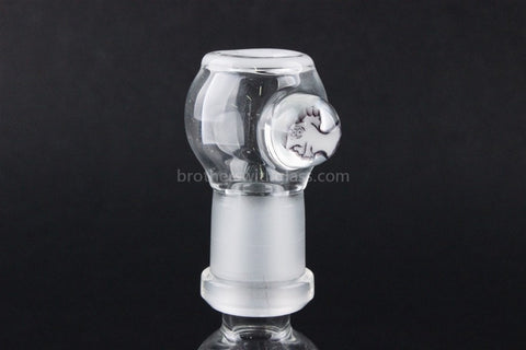 RAD Glass Dome with Milli - 14mm Simpson Fish - Brothers with Glass - 1