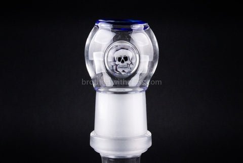 RAD Glass Dome with Milli - 18mm Skull - Brothers with Glass - 1