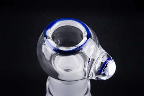RAD Glass Dome with Milli - 18mm Skull - Brothers with Glass - 2
