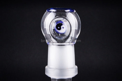 RAD Glass Dome with Milli - 18mm Yin Yang - Brothers with Glass - 1