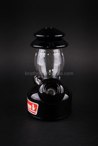 Realazation Glass Black Dabman Lantern Dab Rig - 10mm - Brothers with Glass - 2
