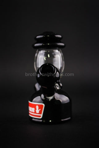 Realazation Glass Black Dabman Lantern Dab Rig - 14mm - Brothers with Glass - 2
