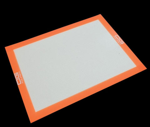 OG Slab Master Orange Silicone Mat - XXL - Brothers with Glass