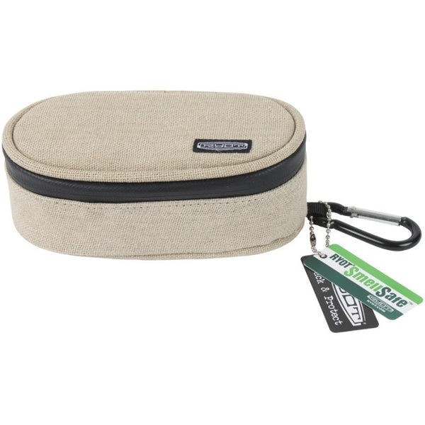 Ryot Small Smell Safe Head Case - Natural - Brothers with Glass