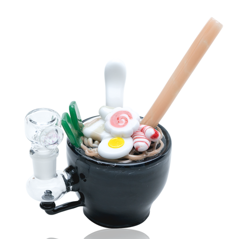 Empire Glassworks Bowl of Noodles Ramen Dab Rig