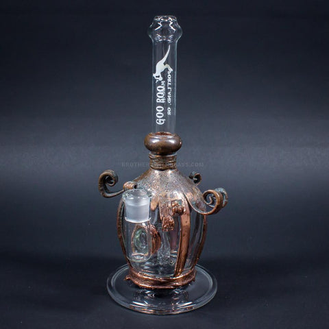 Goo Roo Designs Electroplated Bong