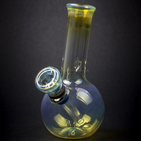 Mountain Jam Glass Mini Fumed Lazy Boy Bong