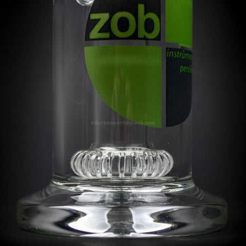 Zob Glass 9 In Wubbler Showerhead Water Pipe