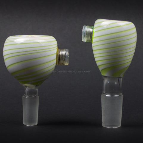 Chameleon Glass Sunspot Light Up Bowl Slide