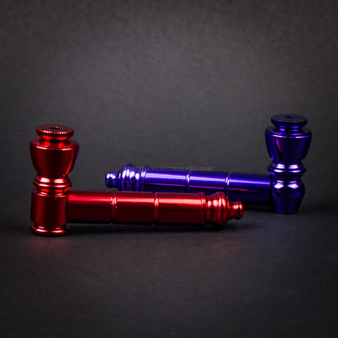 Aluminum Hand Pipe - Medium