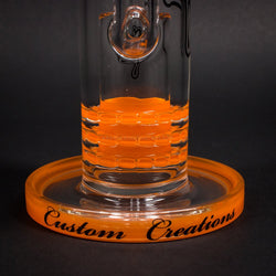C2 Custom Creations 50mm Triple Ratchet Bent Neck Rig With Heady Color Accents
